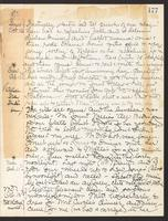 May Bragdon Diary, October 10, 1897 – October 13, 1897, p. 177