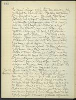 May Bragdon Diary, November 13, 1897 – November 14, 1897, p. 192
