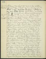 May Bragdon Diary, November 23, 1897 – November 28, 1897, p. 196