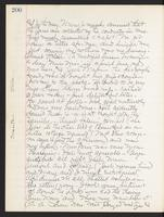 May Bragdon Diary, November 25, 1897 – November 28, 1897, p. 200