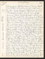 May Bragdon Diary, November 27, 1897 – November 28, 1897, p. 213