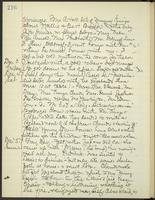 May Bragdon Diary, December 2, 1897 – December 5, 1897, p. 216