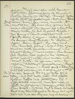 May Bragdon Diary, December 5, 1897 – December 7, 1897, p. 217