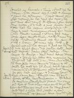 May Bragdon Diary, January 1, 1898 – January 3, 1898, p. 227