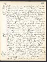 May Bragdon Diary, January 28, 1898 – January 31, 1898, p. 235