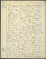 May Bragdon Diary, February 2, 1898 – February 3, 1898, p. 236
