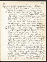 May Bragdon Diary, February 20, 1898 – February 27, 1898, p. 239