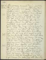 May Bragdon Diary, March 11, 1898 – March 20, 1898, p. 242