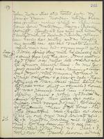 May Bragdon Diary, March 20, 1898 – March 27, 1898, p. 245
