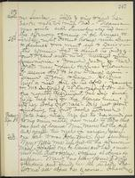 May Bragdon Diary, March 24, 1898 – April 8, 1898, p. 247