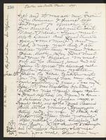 May Bragdon Diary, April 5, 1898 – April 14, 1898, p. 250