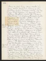 May Bragdon Diary, April 22, 1898 – April 24, 1898, p. 254