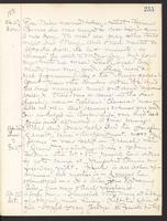 May Bragdon Diary, April 25, 1898 – April 30, 1898, p. 255