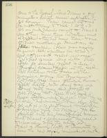 May Bragdon Diary, April 30, 1898 – May 1, 1898, p. 256