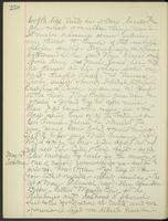 May Bragdon Diary, May 1, 1898 – May 14, 1898, p. 258