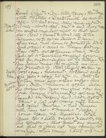 May Bragdon Diary, May 28, 1898 – May 30, 1898, p. 269