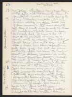 May Bragdon Diary, September 6, 1898 – September 8, 1898, p. 278