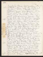 May Bragdon Diary, September 10, 1898 – September 15, 1898, p. 280