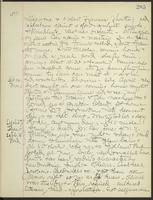 May Bragdon Diary, September 25, 1898 – September 28, 1898, p. 285