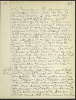 May Bragdon Diary, October 1, 1898 – October 9, 1898, p. 287