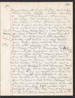May Bragdon Diary, October 16, 1898 – November 1, 1898, p. 293