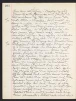 May Bragdon Diary, October 23, 1898 – October 26, 1898, p. 294