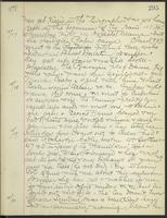 May Bragdon Diary, October 26, 1898 – October 30, 1898, p. 295