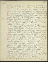 May Bragdon Diary, October 31, 1898 – November 1, 1898, p. 297