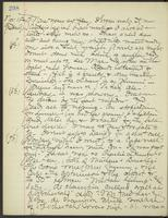 May Bragdon Diary, November 4, 1898 – November 11, 1898, p. 298