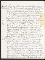 May Bragdon Diary, July 11, 1896 – July 12, 1896, p. 100