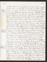 May Bragdon Diary, July 12, 1896 – July 15, 1896, p. 101