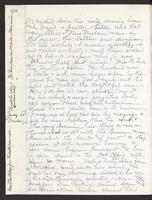May Bragdon Diary, July 19, 1896 – July 20, 1896, p. 110