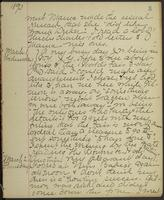 May Bragdon Diary, March 1, 1893 – March 2, 1893, p. 3