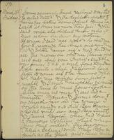 May Bragdon Diary, March 3, 1893, p. 5