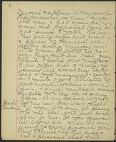May Bragdon Diary, March 4, 1893 – March 5, 1893, p. 8