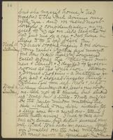 May Bragdon Diary, March 10, 1893 – March 12, 1893, p. 14