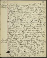 May Bragdon Diary, March 15, 1893 – March 16, 1893, p. 17