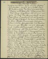 May Bragdon Diary, March 18, 1893, p. 20