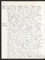 May Bragdon Diary, August 20, 1896 – August 21, 1896, p. 164