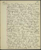 May Bragdon Diary, March 21, 1893, p. 25