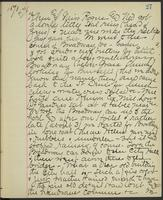 May Bragdon Diary, March 21, 1893, p. 27