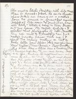 May Bragdon Diary, September 6, 1896 – September 7, 1896, p. 177