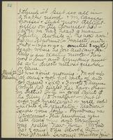 May Bragdon Diary, March 21, 1893 – March 22, 1893, p. 32