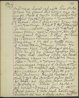 May Bragdon Diary, March 22, 1893, p. 33