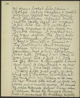 May Bragdon Diary, March 22, 1893, p. 36