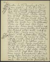 May Bragdon Diary, March 22, 1893, p. 38