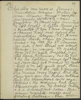 May Bragdon Diary, March 22, 1893, p. 39