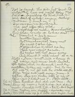 May Bragdon Diary, October 11, 1896 – October 13, 1896, p. 205