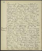 May Bragdon Diary, March 23, 1893 – March 24, 1893, p. 43