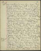 May Bragdon Diary, March 24, 1893 – March 25, 1893, p. 45